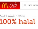mcdonald's maroc 100 pour cent halal