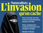 valeurs actuelles niqab