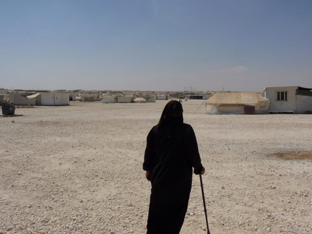 zaatari réfugiés Syrie