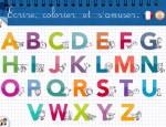 KidSchool - Mon premier alphabet en Français & en Espagnol 1