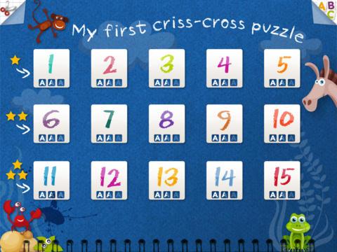Kidschool - Mes premiers mots-fléchés en Anglais 4