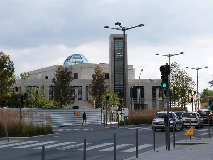 mosquée de Massy - octobre