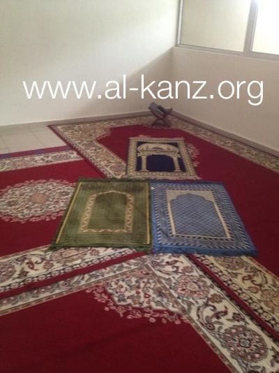 priere dans une société à Agadir