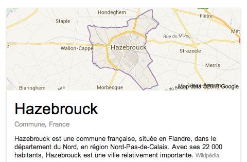 Hazebrouck