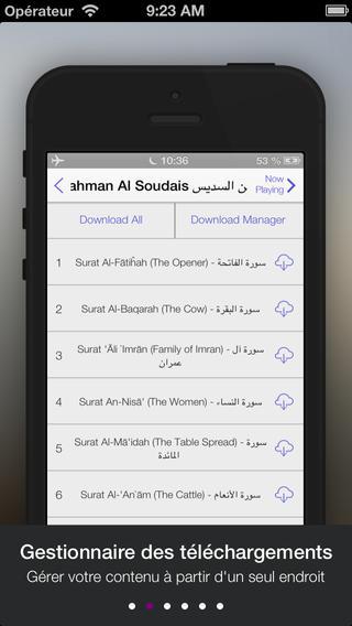 Quran app 2