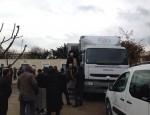 don du sang à la mosquée de Valence dans la Drôme