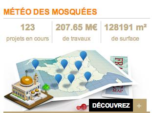 meteo des mosquées 23 novembre