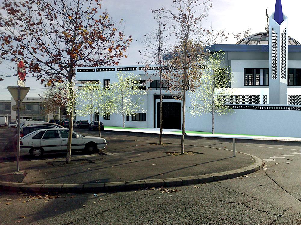 mosquée du mirail