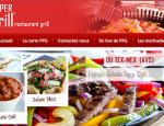 pepper grill le site