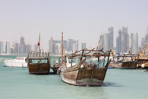 qatar bateau