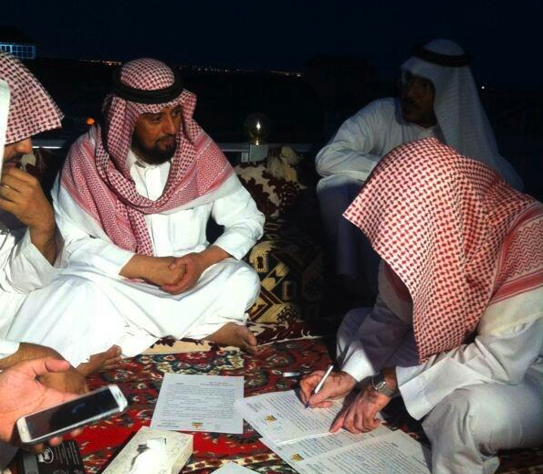 temoignage hilal KSA alKhudhairi