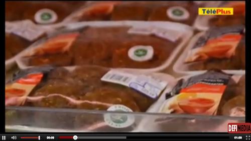 viande de cerf non halal