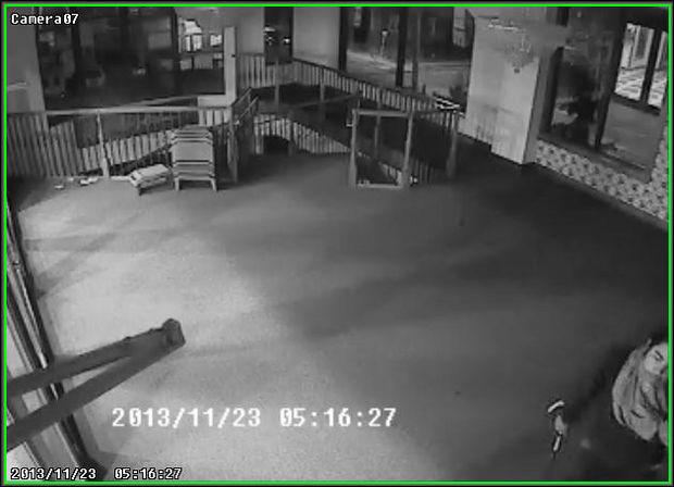 vol dans une mosquée - Boonton - 2