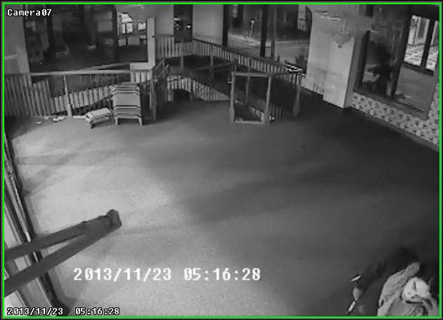 vol dans une mosquée - Boonton