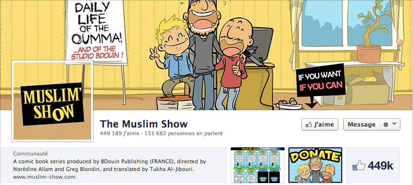 The muslimshow