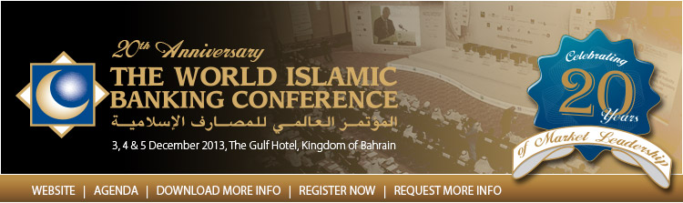 WIBC World Islamic Banking Conference 2013