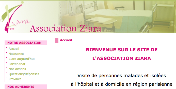 association ziara
