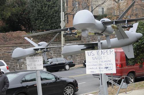 drone americain
