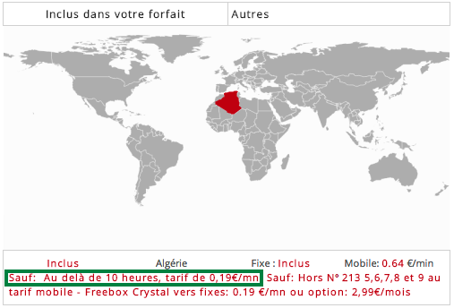 free algerie 10h