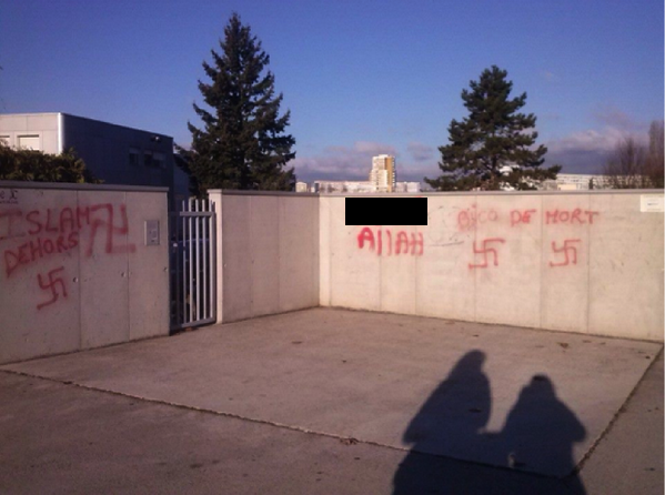 islamophobie lycée besançon