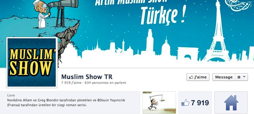 muslim show turk