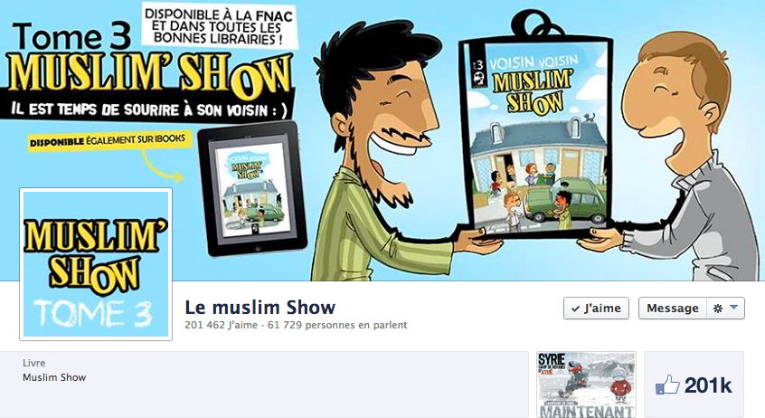 muslimshow français facebook