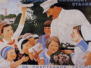 Staline enfants