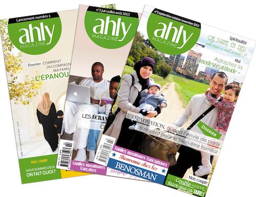 ahly magazine abonnement