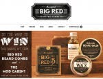 barbe big red boutique