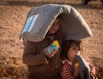 enfants réfugiés syriens