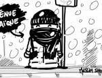 hiver muslimshow niqab