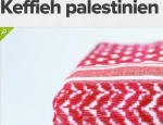 keffieh palestinien