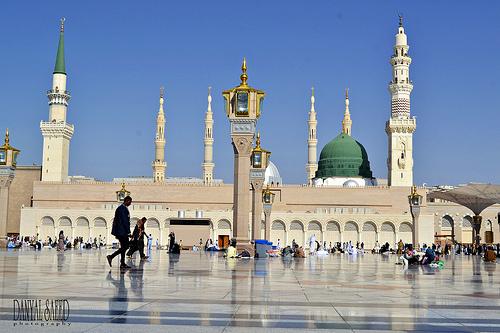 mosquée du Prophète saws