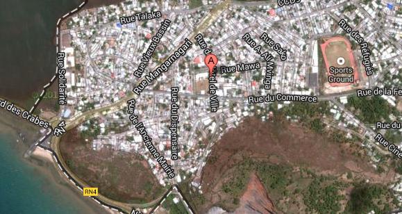 mosquée du vendredi Mayotte