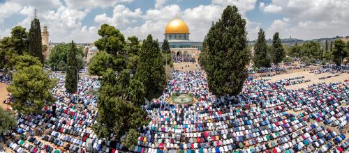 Prière vendredi mosquée Palestine