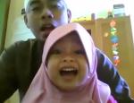Coran pere et fille