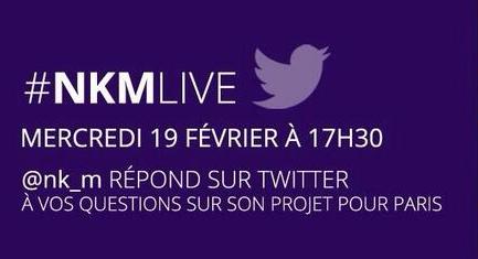 NKM twitter