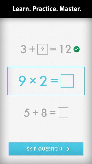 Quick Math 3