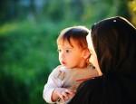 femme islam enfant