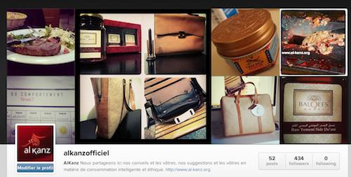 instagram février