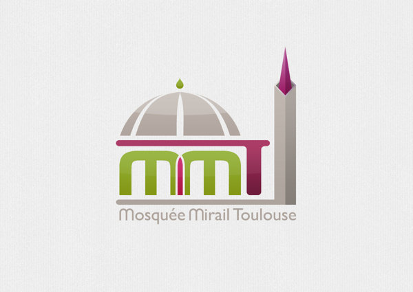 logo mosquee du mirail