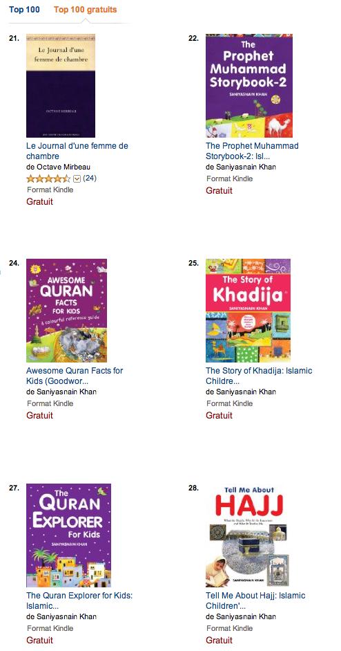 meilleures ventes Kindle 3