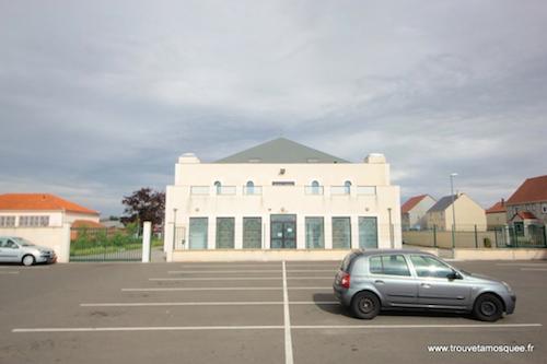 mosquée Dreux