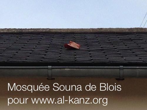 mosquée blois profanation 1