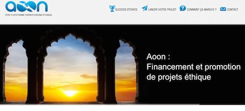aoon crowdfunding