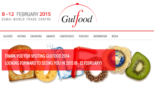 gulf food 2014