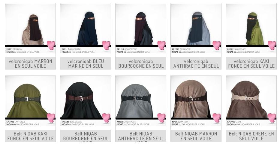 niqab co