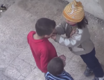 enfant syrie generosite