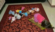 horaire de priere peluche