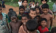 village birmanie rohingya